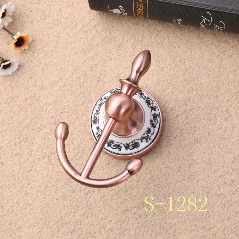 合金窗帘挂钩 S-1282